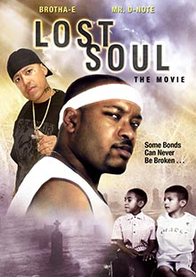 Movie Poster for Lost Soul: The Movie