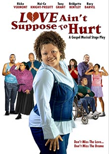 Movie Poster for Love Ain't Suppose to Hurt