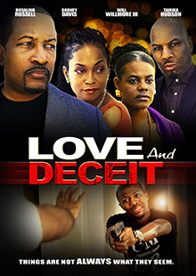 Box Art for Love and Deceit