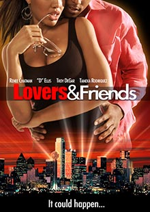 Movie Poster for Lovers And Friends