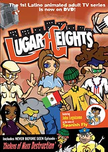Movie Poster for Lugar Heights