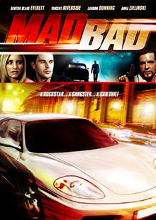 Movie Poster for Mad Bad