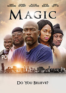Movie Poster for Magic