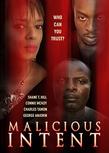 Movie Poster for Malicious Intent