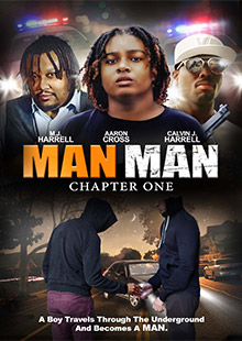 Movie Poster for Man Man: Chapter One