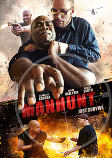 Movie Poster for Manhunt