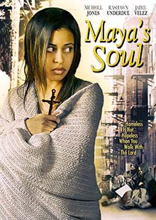 Movie Poster for Maya's Soul