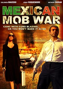Movie Poster for Mexican Mob War