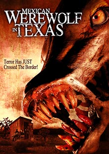 Box Art for Mexican Werewolf In Texas