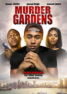 Movie Poster for Murder Gardens