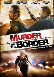 Movie Poster for Murder on the Border