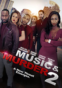 Box Art for Music & Murder 2