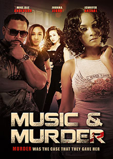 Movie Poster for Music & Murder