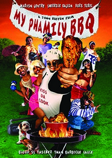 Box Art for My Phamily B.B.Q.