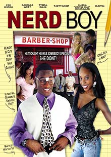 Movie Poster for Nerd Boy