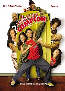 Movie Poster for A Night In Compton