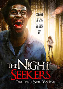 Movie Poster for Night Seekers