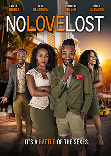 Box Art for No Love Lost