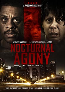 Movie Poster for Nocturnal Agony