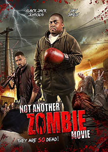 Movie Poster for Not Another Zombie Movie