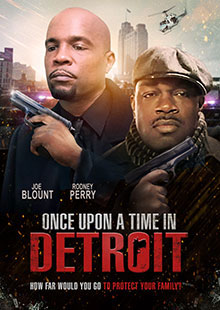 Movie Poster for Once Upon a Time in Detroit