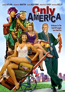 Movie Poster for Only In America