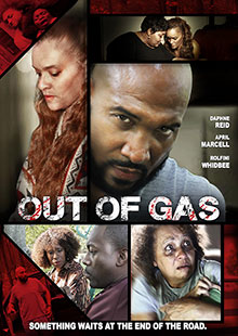 Box Art for Out of Gas