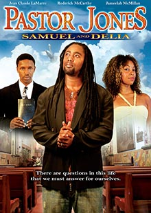 Box Art for Pastor Jones: Samuel and Delia