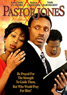 Movie Poster for Pastor Jones
