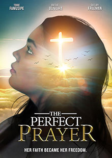 Movie Poster for The Perfect Prayer
