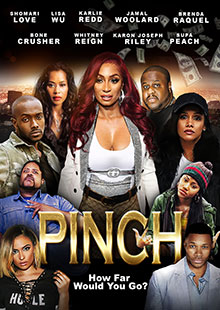 Movie Poster for Pinch