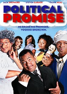 Movie Poster for Political Promise