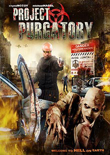 Movie Poster for Project Purgatory
