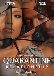 Movie Poster for Quarantine Relationship