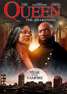 Movie Poster for Queen the Awakening