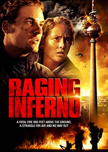 Movie Poster for Raging Inferno