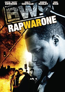Movie Poster for Rap War One