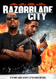 Movie Poster for Razorblade City