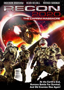 Movie Poster for Recon 2020: The Caprini Massacre