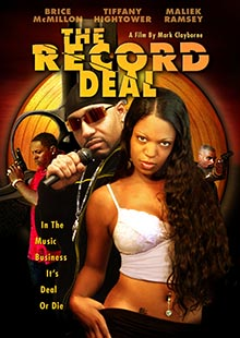 Box Art for Record Deal, The