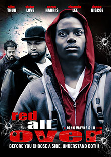 Movie Poster for Red All Over