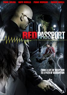 Box Art for Red Passport