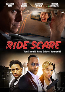 Movie Poster for Ride Scare