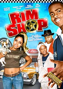 Movie Poster for Rim Shop