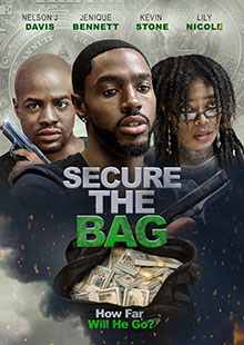 Movie Poster for Secure the Bag