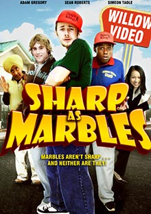 Box Art for Sharp as Marbles