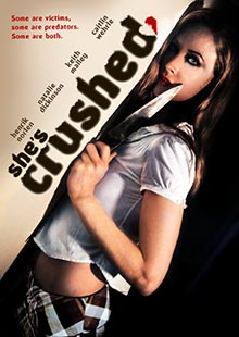 Box Art for She's Crushed