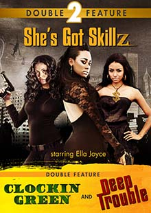 Movie Poster for She's Got Skillz - 2 Pack