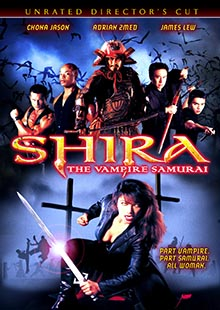 Box Art for Shira: The Vampire Samurai
