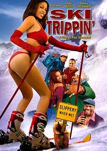 Box Art for Ski Trippin'